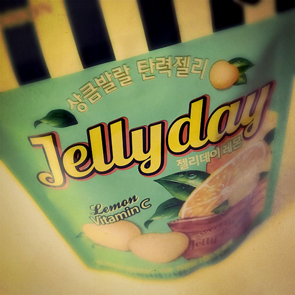 Lemon Jelly from Korea