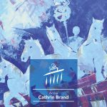 Art by Cathrin Brand – Business Card by Le Petit Citron
