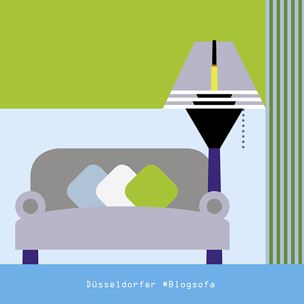 4.Blogsofa in Düsseldorf